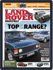 Land Rover Monthly (Digital) Subscription April 4th, 2013 Issue