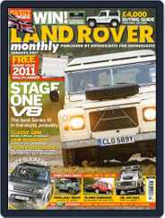 Land Rover Monthly (Digital) Subscription December 2nd, 2010 Issue