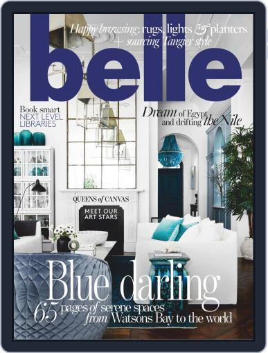 Belle May 1st, 2020 Digital Back Issue Cover