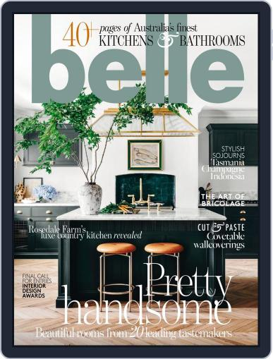 Belle April 1st, 2020 Digital Back Issue Cover