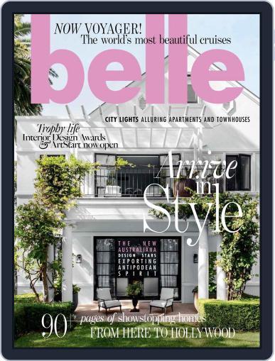 Belle February 1st, 2020 Digital Back Issue Cover