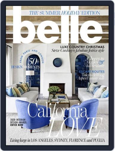 Belle (Digital) December 1st, 2019 Issue Cover