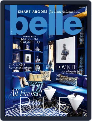 Belle February 1st, 2018 Digital Back Issue Cover