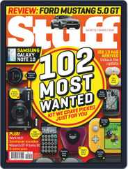 Stuff Magazine South Africa (Digital) Subscription October 1st, 2019 Issue
