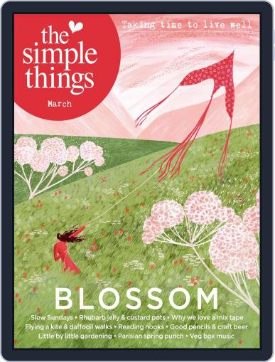 The Simple Things (Digital) March 1st, 2020 Issue Cover