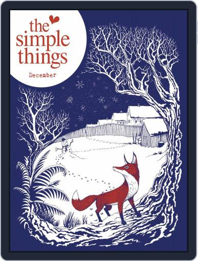 The Simple Things (Digital) December 1st, 2019 Issue Cover