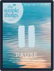 The Simple Things (Digital) Subscription August 1st, 2019 Issue