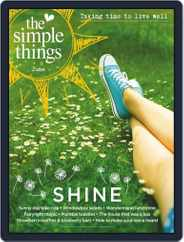 The Simple Things (Digital) Subscription June 1st, 2019 Issue