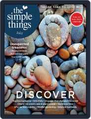 The Simple Things (Digital) Subscription July 1st, 2018 Issue
