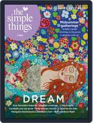 The Simple Things (Digital) Subscription June 1st, 2018 Issue