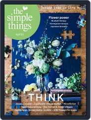 The Simple Things (Digital) Subscription April 1st, 2018 Issue