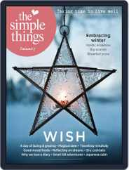 The Simple Things (Digital) Subscription January 1st, 2018 Issue
