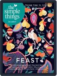 The Simple Things (Digital) Subscription December 1st, 2017 Issue