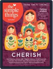 The Simple Things (Digital) Subscription October 1st, 2017 Issue
