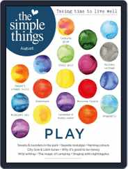 The Simple Things (Digital) Subscription August 1st, 2017 Issue