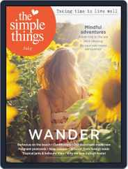 The Simple Things (Digital) Subscription July 1st, 2017 Issue