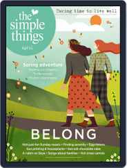 The Simple Things (Digital) Subscription April 1st, 2017 Issue