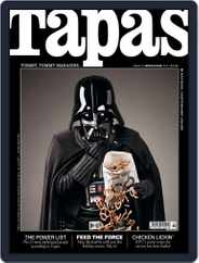 TAPAS - English Version (Digital) Subscription December 1st, 2016 Issue