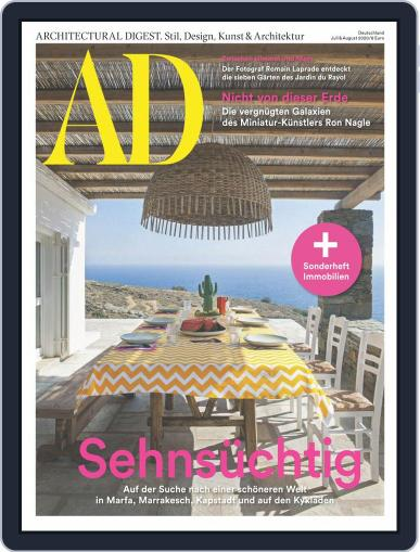 AD (D) (Digital) July 1st, 2020 Issue Cover