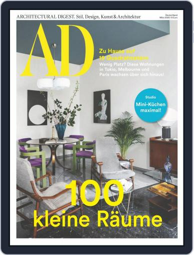 AD (D) (Digital) March 1st, 2020 Issue Cover