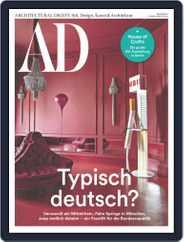 AD (D) (Digital) Subscription October 1st, 2019 Issue