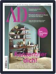 AD (D) (Digital) Subscription September 1st, 2019 Issue