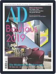 AD (D) (Digital) Subscription October 1st, 2018 Issue