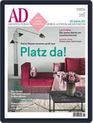 AD (D) (Digital) Subscription November 1st, 2017 Issue