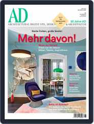 AD (D) (Digital) Subscription June 1st, 2017 Issue
