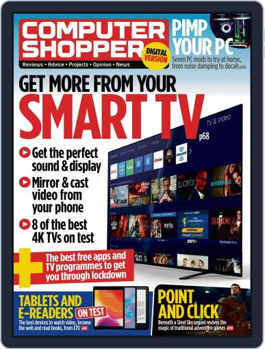 Computer Shopper (Digital) July 1st, 2020 Issue Cover