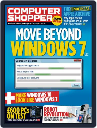 Computer Shopper (Digital) May 1st, 2020 Issue Cover