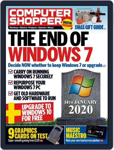 Computer Shopper (Digital) January 1st, 2020 Issue Cover