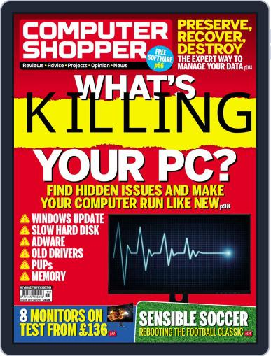 Computer Shopper (Digital) November 1st, 2019 Issue Cover