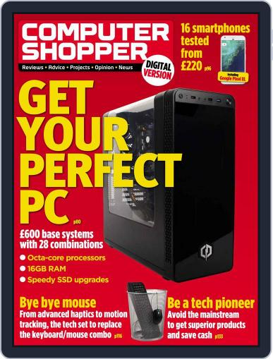 Computer Shopper (Digital) January 1st, 2017 Issue Cover