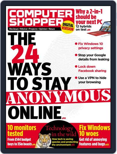 Computer Shopper (Digital) December 16th, 2016 Issue Cover