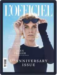 L'officiel Italia (Digital) Subscription October 1st, 2017 Issue