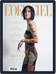 L'officiel Italia (Digital) Subscription April 1st, 2017 Issue