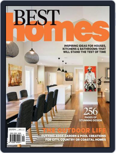 Best Homes September 19th, 2019 Digital Back Issue Cover