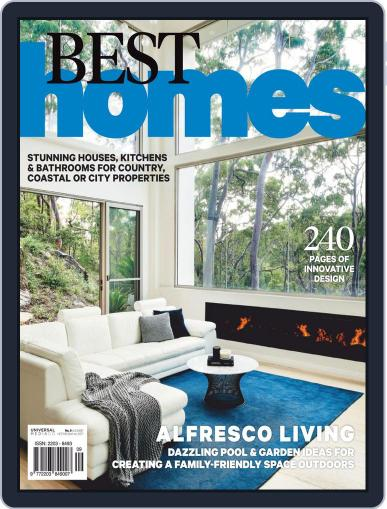 Best Homes March 7th, 2019 Digital Back Issue Cover