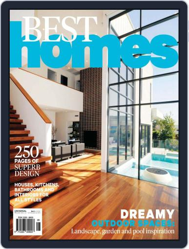 Best Homes July 9th, 2018 Digital Back Issue Cover