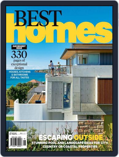 Best Homes April 1st, 2017 Digital Back Issue Cover