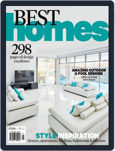 Best Homes September 1st, 2016 Digital Back Issue Cover