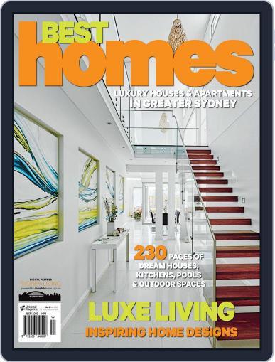 Best Homes September 15th, 2015 Digital Back Issue Cover