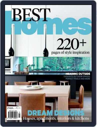 Best Homes September 1st, 2015 Digital Back Issue Cover