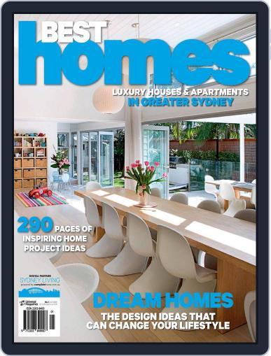 Best Homes September 9th, 2014 Digital Back Issue Cover