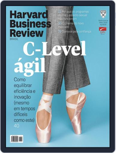 Harvard Business Review Brasil (Digital) May 1st, 2020 Issue Cover