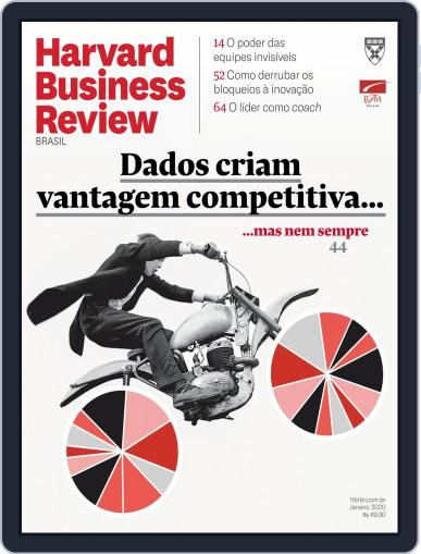 Harvard Business Review Brasil (Digital) January 1st, 2020 Issue Cover