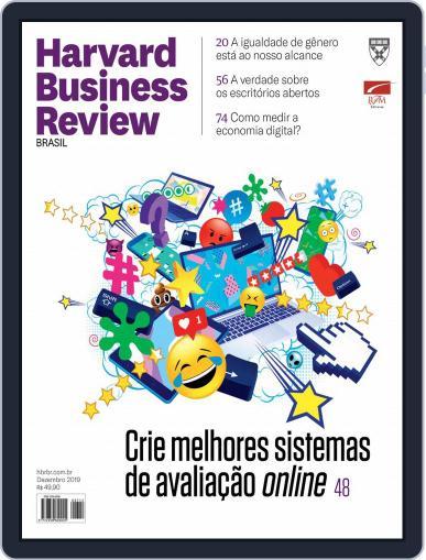 Harvard Business Review Brasil (Digital) December 1st, 2019 Issue Cover