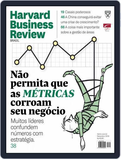 Harvard Business Review Brasil (Digital) September 1st, 2019 Issue Cover