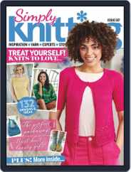 Simply Knitting (Digital) Subscription August 1st, 2019 Issue